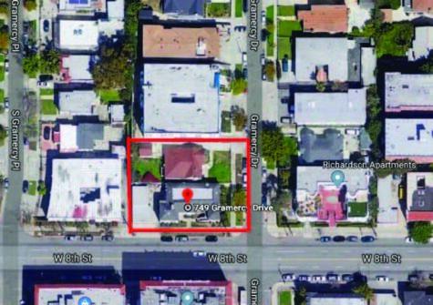 749-743 Gramercy Dr, Los Angeles CA 90005