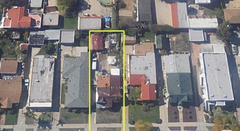 1181 S Mullen Ave