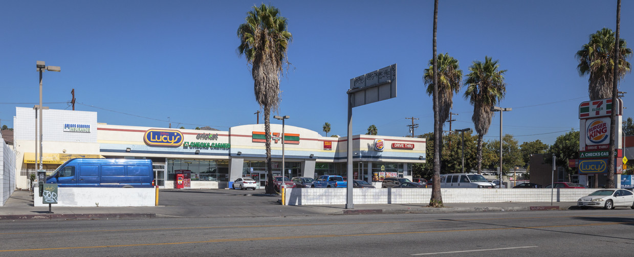 5609-5615 Sunset Blvd, Los Angeles CA 90028
