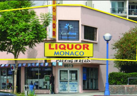 8513-8517 Santa Monica Blvd, West Hollywood, CA 90069