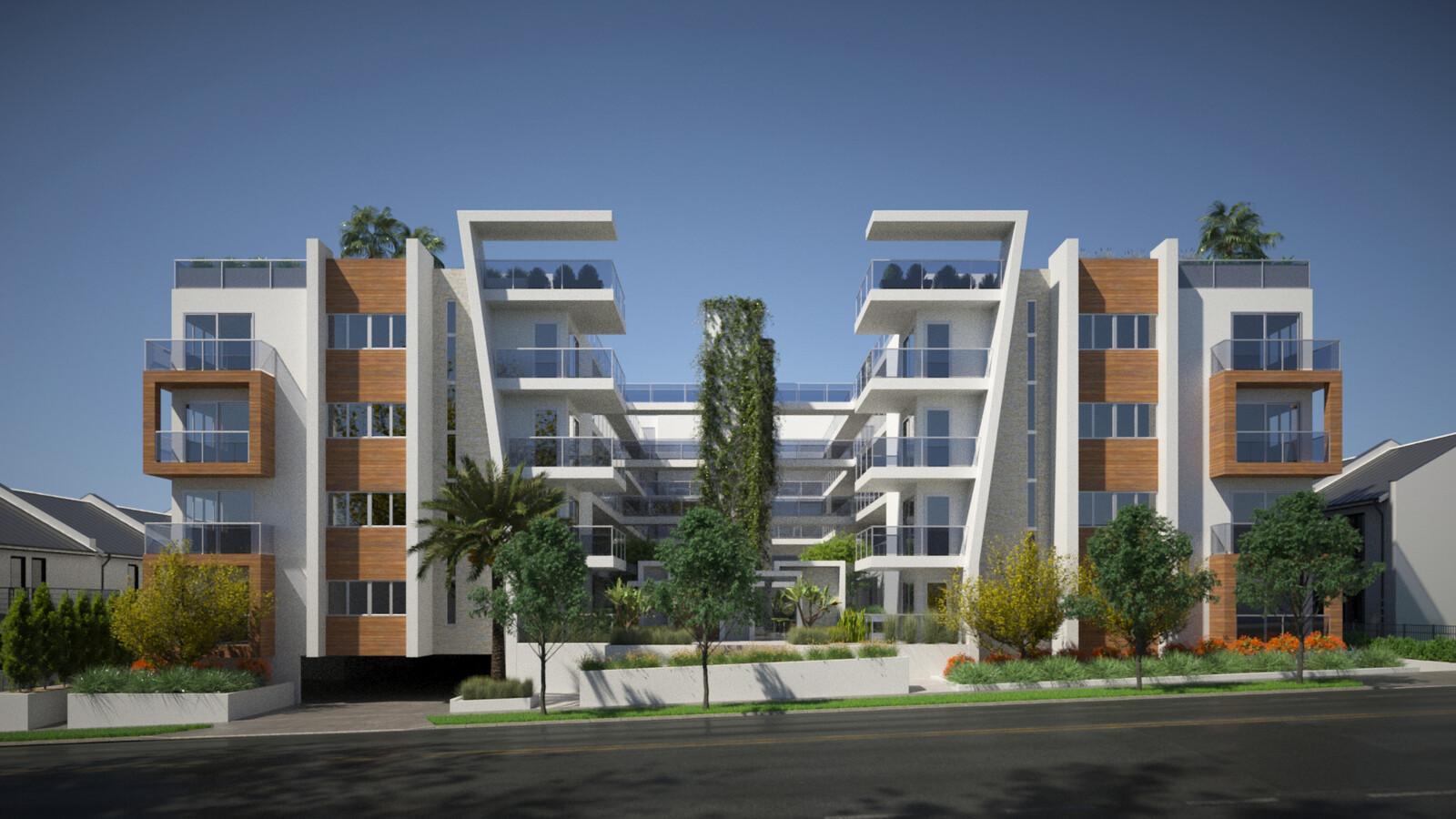 4065 Oakwood Ave, Los Angeles, CA 90004 – 68 Unit Shovel Ready Development Site