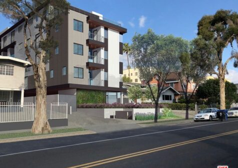 549 N. Heliotrope Dr., Los Angeles, CA 90004 – 17 UNIT READY TO ISSUE PROJECT IN OPPORTUNITY ZONE. LESS THAN $73K/DOOR.
