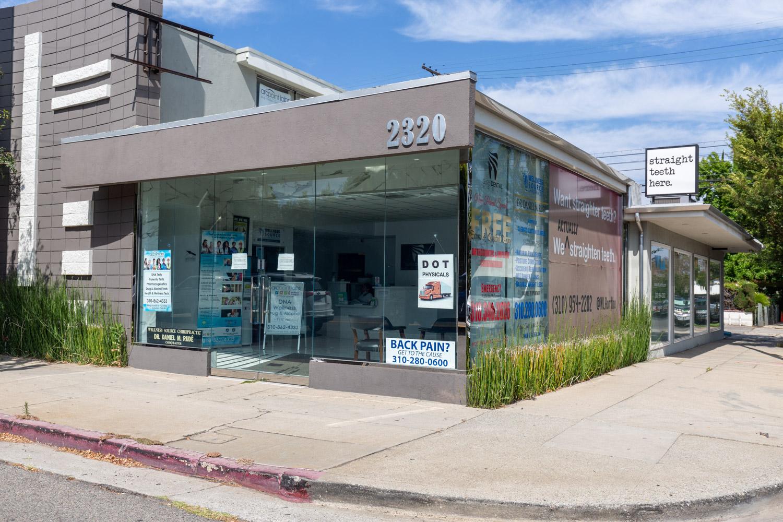 2320 S. Robertson Blvd #101, Los Angeles, CA 90034