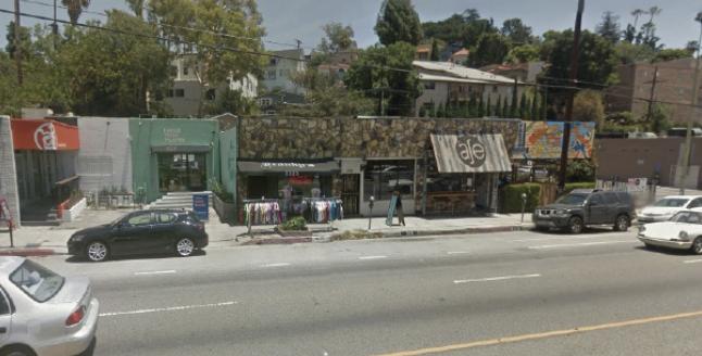 3303-3327 W Sunset Blvd, Los Angeles, CA 90026 3332 W Sunset Blvd, Los Angeles, CA 90026