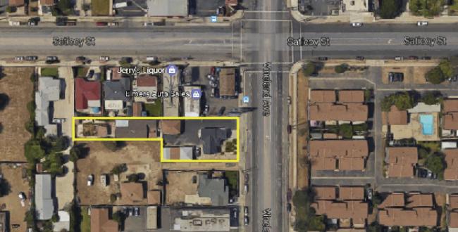 7545-7553 N Vineland Ave, Sun Valley CA 91352